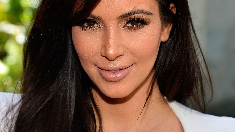 Kim Kardashian : Sa robe de mariée imaginée par des créateurs