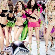 Victoria's Secret : Les coulisses du défilé (Photos)