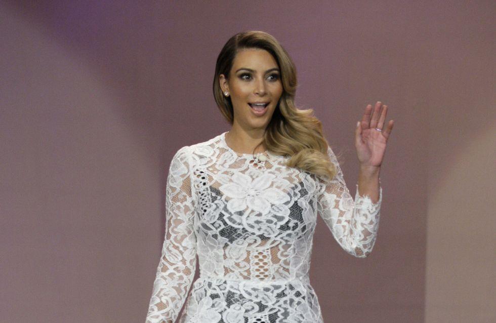 Kim Kardashian : Découvrez les nouvelles photos de North