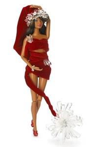 Barbie Mère Noël
