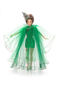Barbie gets a Kate Middleton style makeover for Christmas
