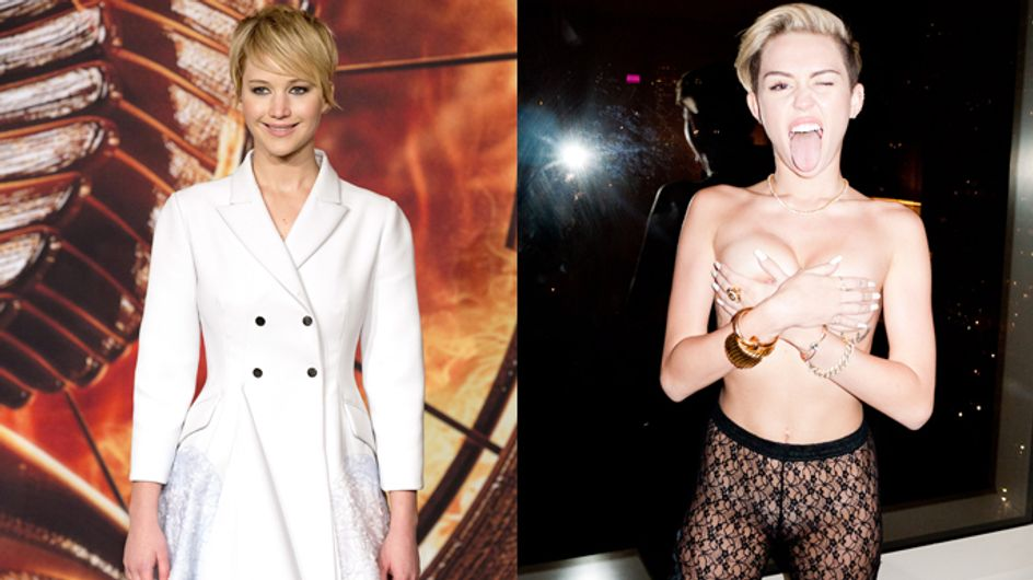 La Lawrence attacca Miley Cyrus