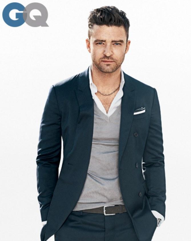 Justin Timberlake : homme de l'année GQ