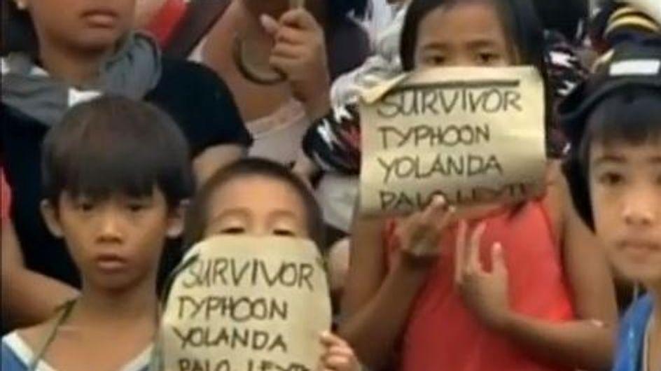 Philippines : Un appel à l'aide d'urgence !