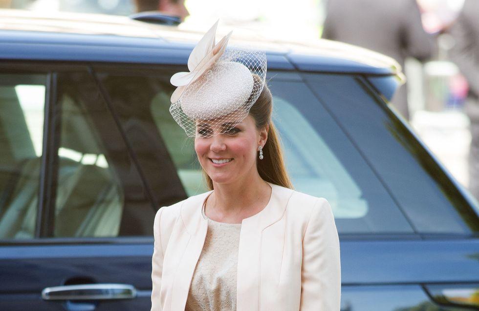 Kate Middleton : Une attitude choquante