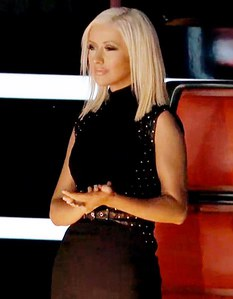 Christina Aguilera The Voice US