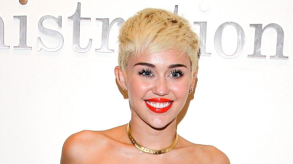Miley Cyrus : Des déclarations peu convaincantes