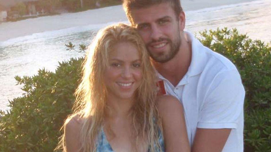 """Shakira: """"Piqué supo que se casaría conmigo nada más verme"""""""