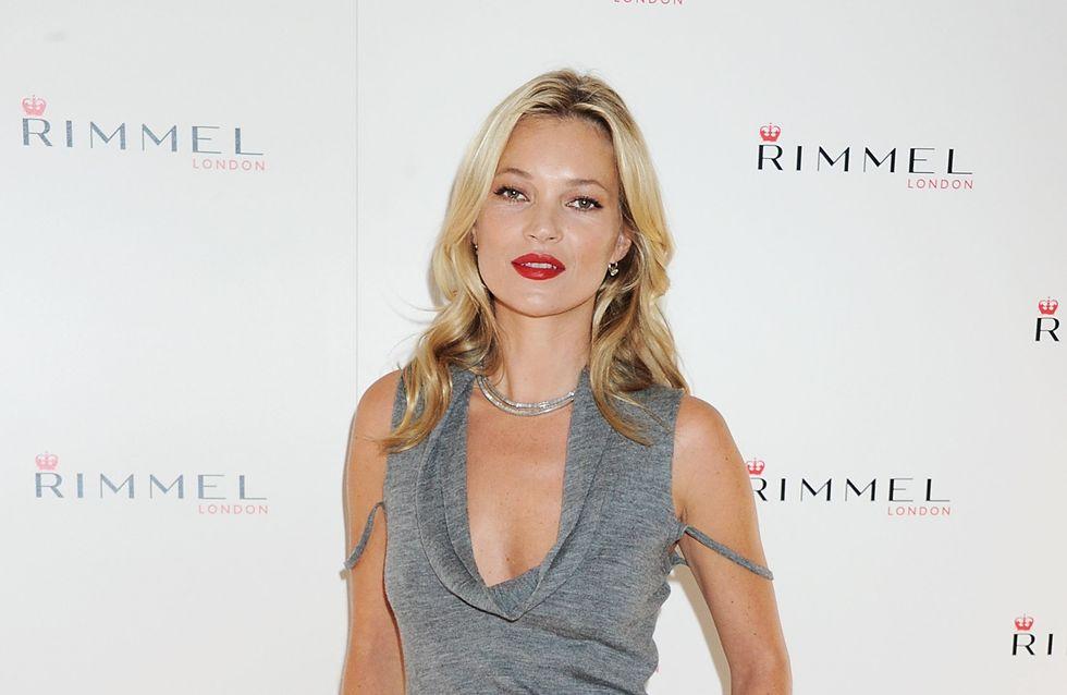 Kate Moss : Lapine sexy pour Playboy (Photo)