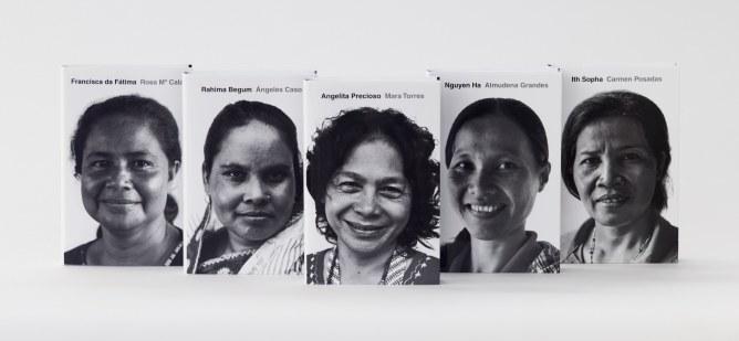 """Colección de """"Vidas en progreso"""""""