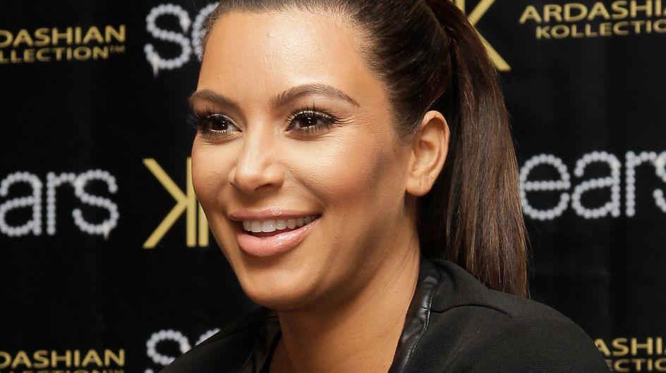 Kim Kardashian : Déjà un 2e bébé en vue