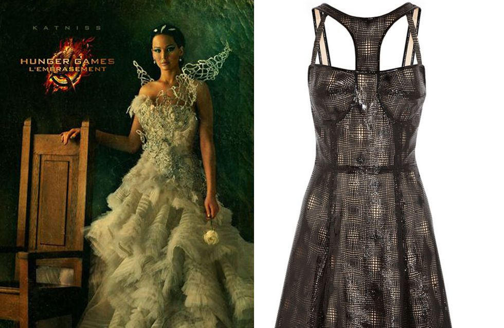Hunger Games : La collection Capitol Couture pour net-a-porter