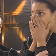 Ice Show : Chloé Mortaud en larmes (vidéo)