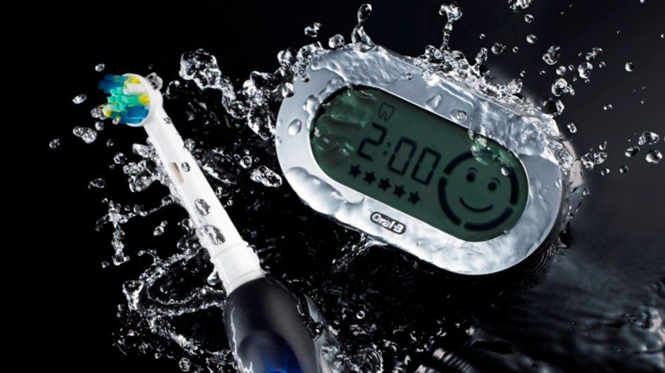 Oral-B Black : J'ai testé le lavage de dents avec une brosse de luxe