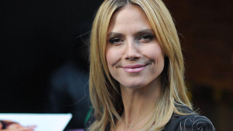 Heidi Klum: Sie verkauft ihre Kleidung für den guten Zweck
