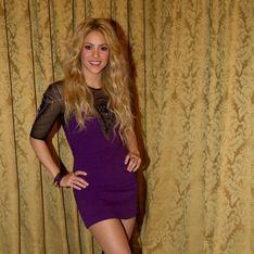 Shakira : Egérie de choc … pour un dentifrice !