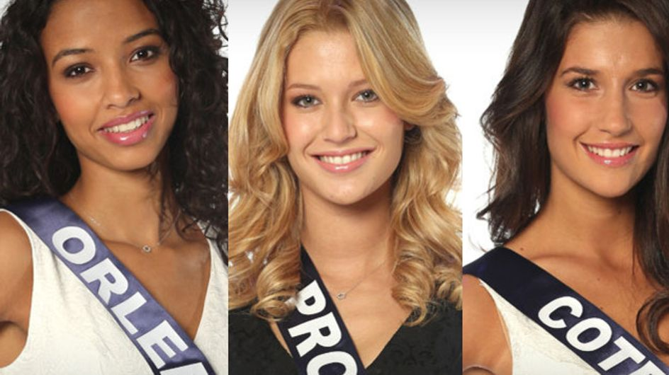 Miss France 2014 : Découvrez les visages des 33 candidates ! (Photos)