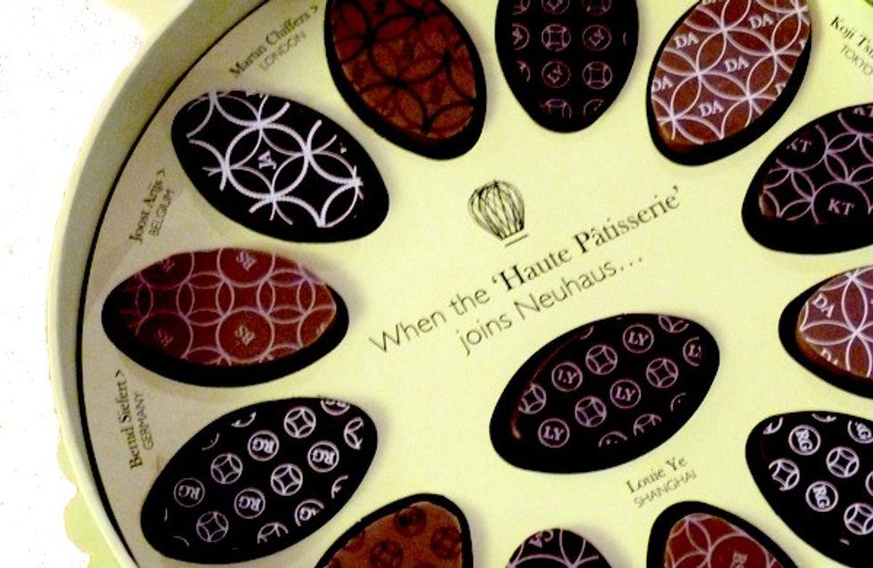 Neuhaus présente sa collection Haute-Pâtisserie
