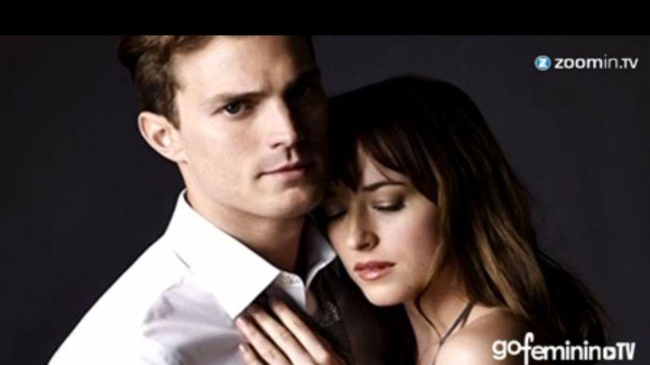 'Shades of Grey'-Hauptdarsteller: Erste gemeinsame Bilder!