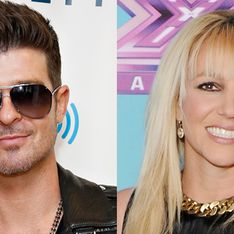 Robin Thicke and Britney Spears' rumoured secret fling