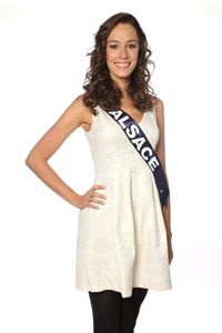 Miss Alsace - Miss France 2014