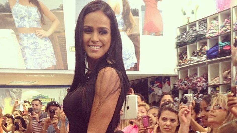 La femme de la semaine : Dai Macedo, Miss BumBum 2013