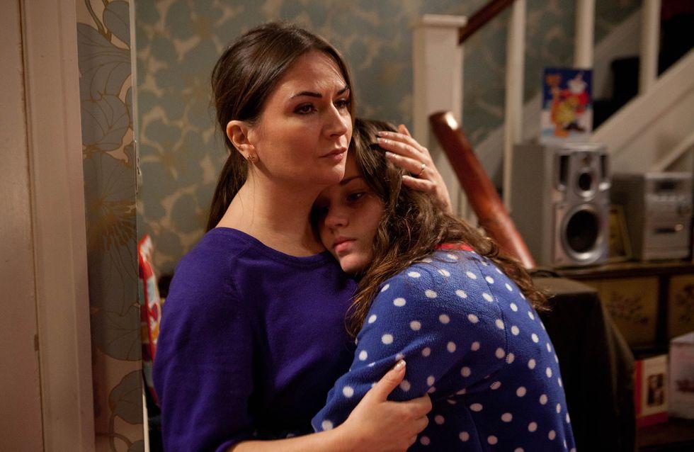 Coronation Street 25/11 – Faye's bullying video goes viral