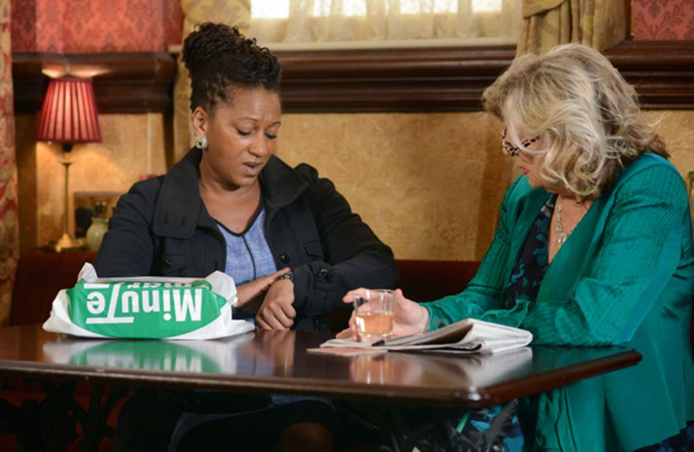 EastEnders 28/11 – Ava worries about Sam