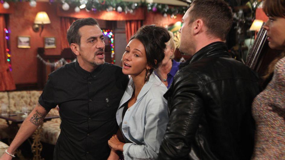 Coronation Street 29/11 – Peter confesses his feelings to Tina