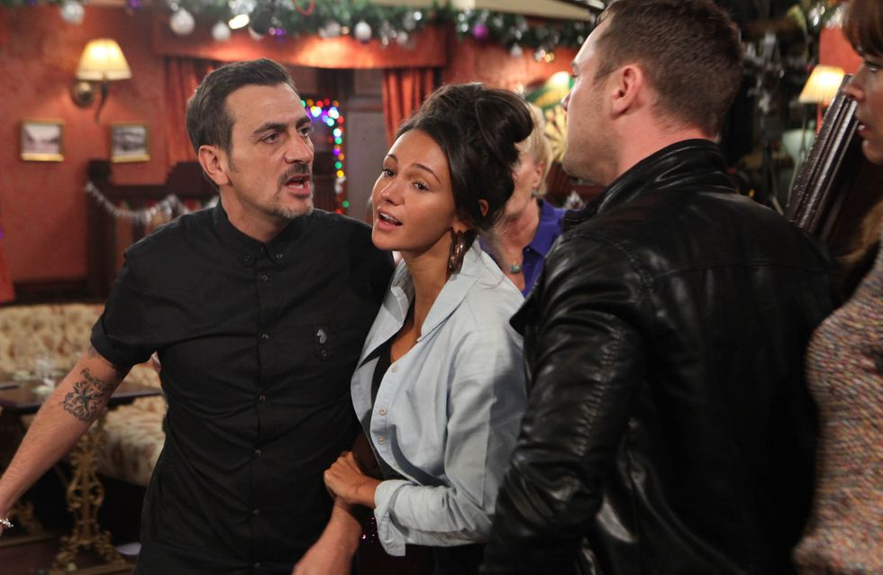 Coronation Street 29/11 – Peter confesses his feelings to Tina