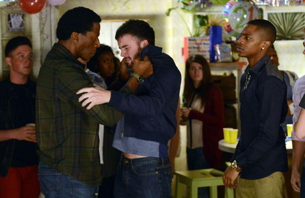 EastEnders 29/11 – Dexter's birthday is ruined