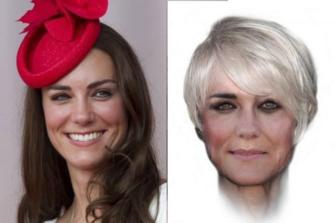 Kate Middleton dans 30 ans