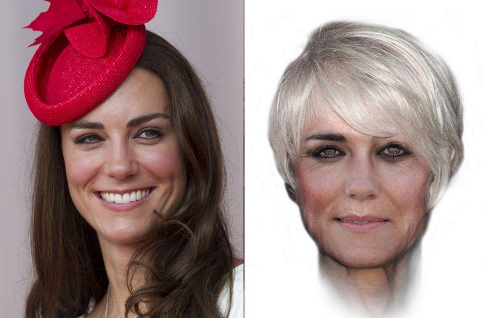 Kate Middleton : Voici à quoi elle ressemblera dans 30 ans !