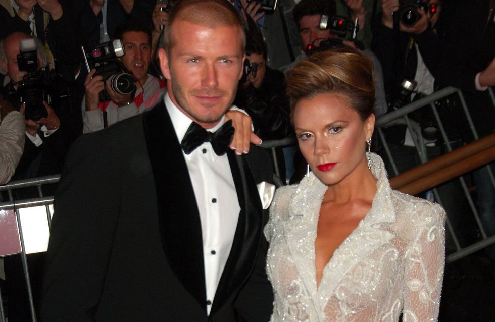 Victoria Beckham : Offrez-vous sa couronne de mariage ! (Photos)