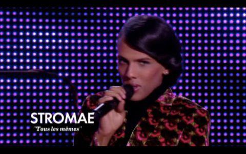 Stromae se transforme en femme sur le plateau du Grand Journal
