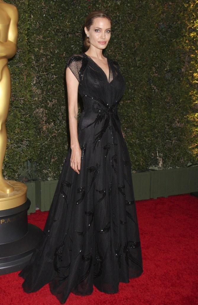 Angelina Jolie bekommt den Ehren-Oscar