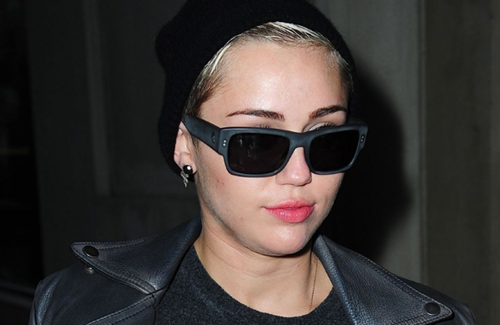Miley Cyrus slammed for 'strange' X Factor performance