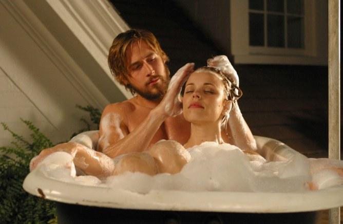 Ryan Gosling Rachel McAdams (N'oublie Jamais)