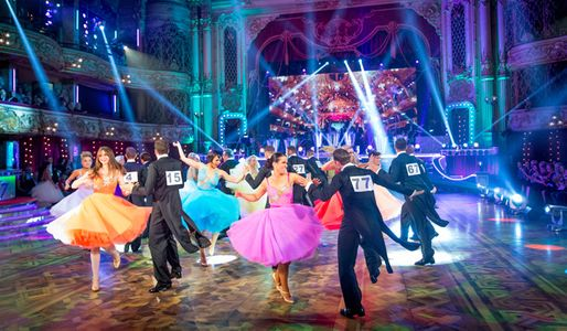 Strictly Come Dancing Blackpool performances