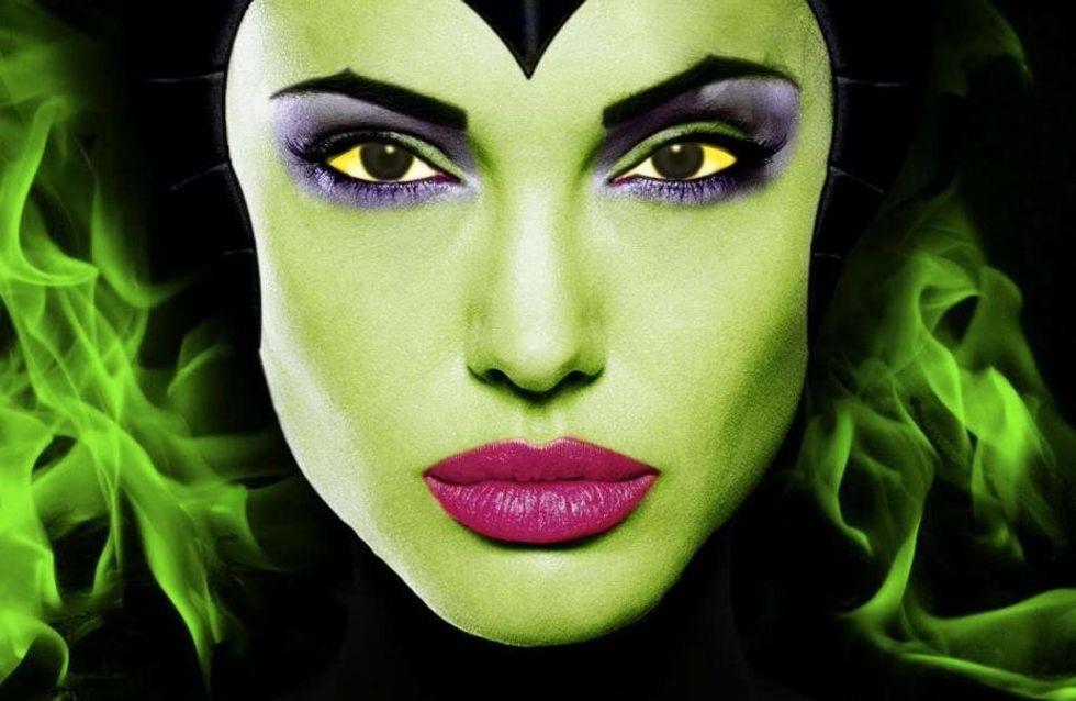 M.A.C et Angelina Jolie : Une collection make-up dédiée à Maléfique