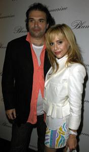 Brittany Murphy & Simon Monjak 2008