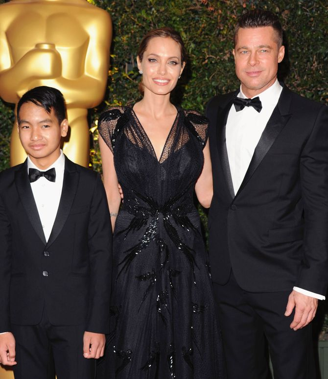 Angelina Jolie, Governors Awards