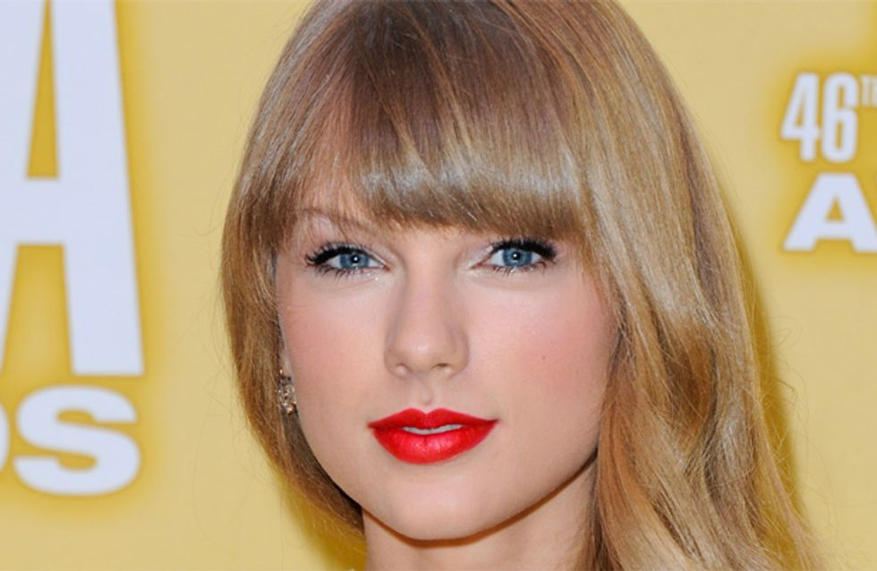 "Taylor Swift talks about her ""ranting"" ex-boyfriends' reactions to her break-up songs"