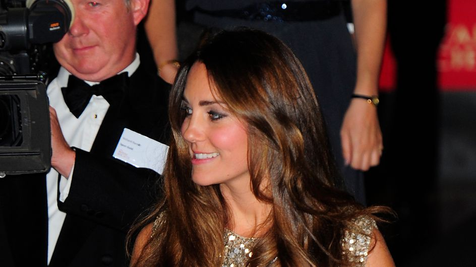 Kate Middleton : Tatouée !