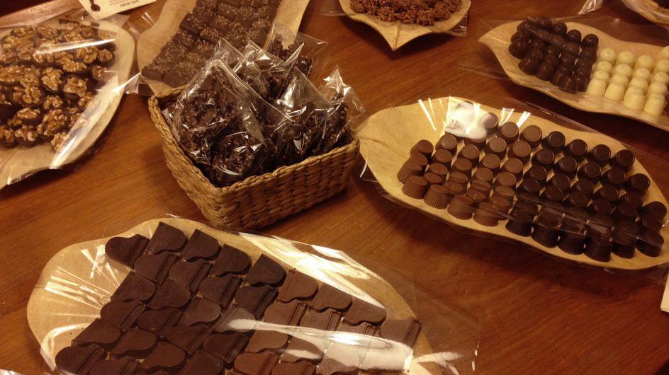 Aprende a degustar al máximo el sabor del chocolate, ¡con los cinco sentidos!