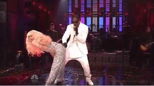 Lady Gaga et R.Kelly