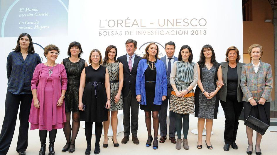 Los retos de la mujer científica española, tema central de los Premios L'Oréal-Unesco