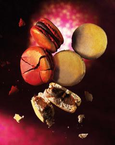 Macarons Pierre Hermé au Foie Gras