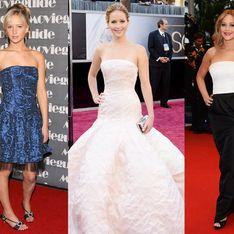 Jennifer Lawrence : Ses plus beaux looks sur le tapis rouge