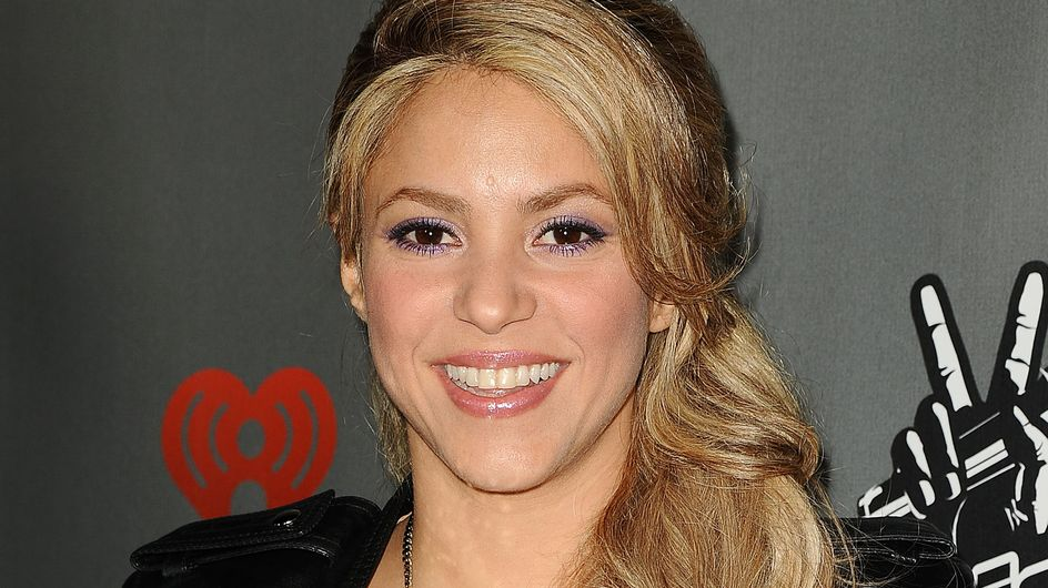 Shakira : Le petit Milan a beaucoup grandi (Photo)
